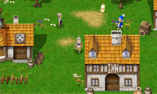 Final Fantasy III for Windows Phone