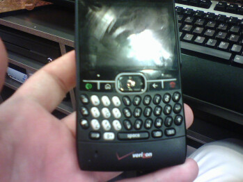 Verizon gets Black Motorola Q, AMPd gets one, too