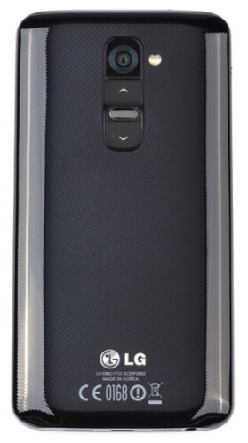The LG G2 features a non-removable 3000mAh battery.