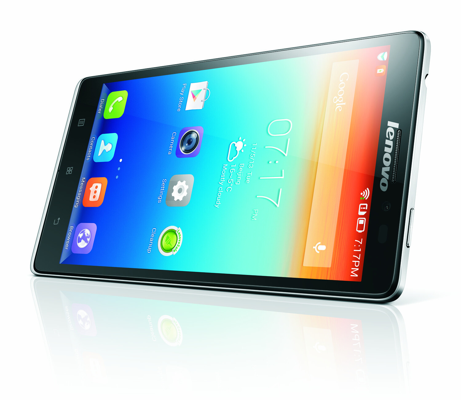 Lenovo Vibe Z Goes Official Razor Thin 55 Incher Is