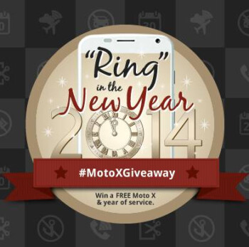 Win a Motorola Moto X and 1 year of service from Republic Wireless