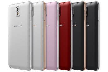 Samsung Galaxy Note 3 Rose Gold editions coming to South Korea on January 4, international availability to follow?