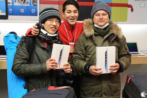 Apple sells its annual lucky bag promotion for 36,000 yen