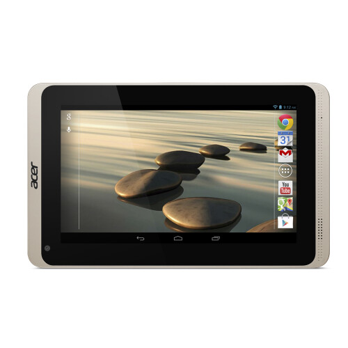 The new 7-inch Acer Iconia B1