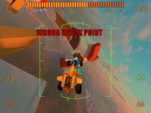 Jet Car Stunts 2 screenshots