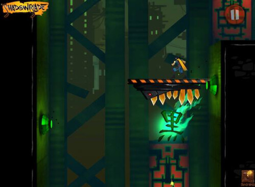 Shadow Blade for Android and iOS screenshots