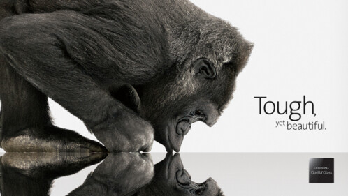 Gorilla Glass 4: antimicrobial, anti-reflective