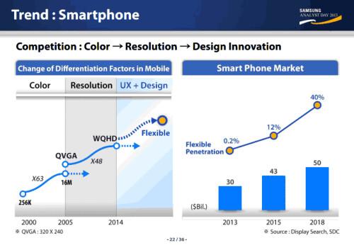 The new resolution: 2560 x 1440, QHD