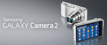 Samsung announces the Samsung Galaxy Camera 2