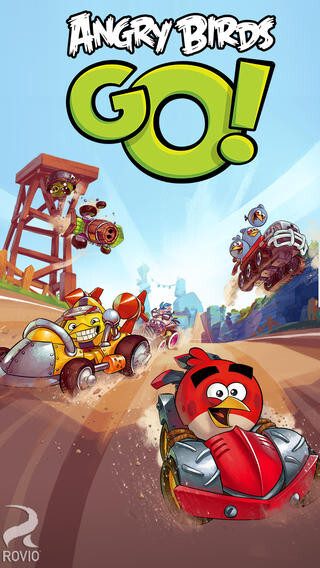 "After Angry Birds Go!, Rovio believes that free-to-play can be ""the best model"" for gamers and devs alike"