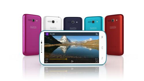 Alcatel ONETOUCH launches big, bright POP C9 smartphone