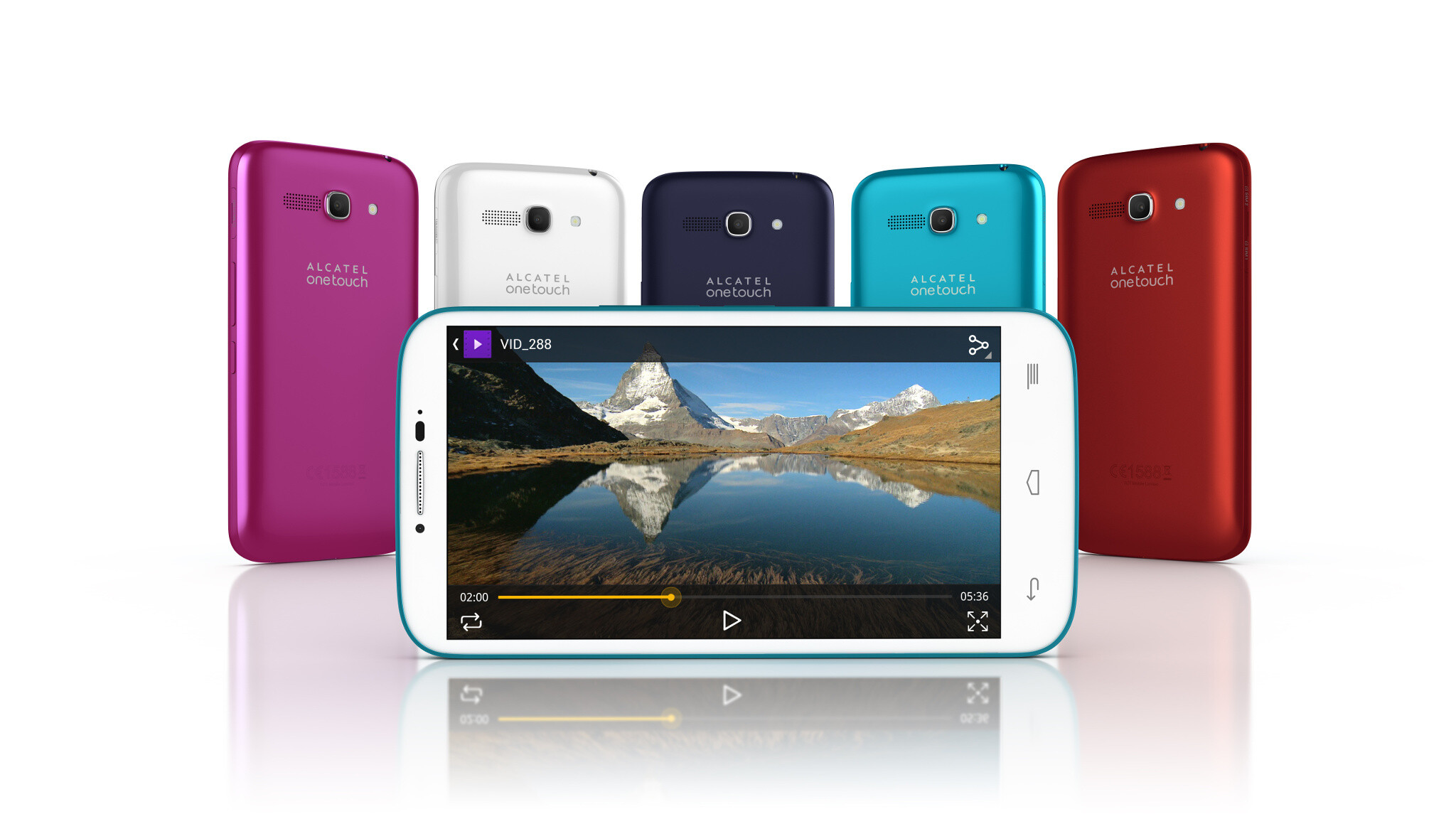 Alcatel Pop C9 Unveiled Brings Color In A Phablet Sized