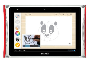 DreamWorks and Fuhu to unveil DreamTab children's tablet at CES