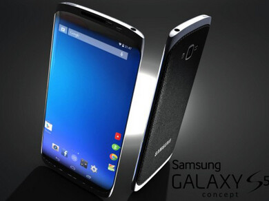 Concept of Samsung Galaxy S5