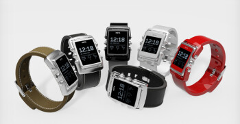 MetaWatch and ex-Vertu designer Frank Nuovo announce a 'beautiful' smartwatch brand
