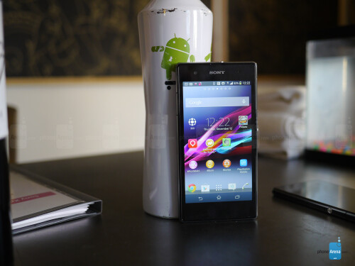 Sony Xperia Z1S hands-on