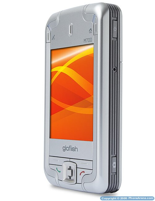 Eten M700 PPC with QWERTY is the second glofiish phone