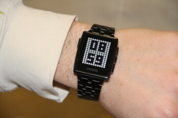 Pebble Steel smartwatch leaks out: premium metal design and higher price