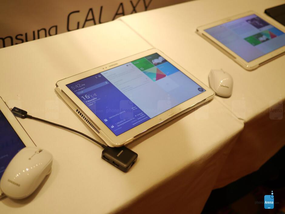 Samsung Galaxy NotePRO 12.2 hands-on