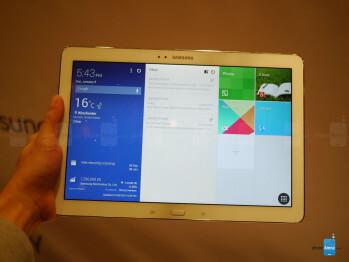 Samsung Galaxy TabPRO 12.2 hands-on