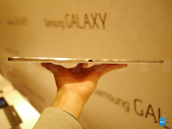 Samsung Galaxy TabPRO 12.2 hands-on
