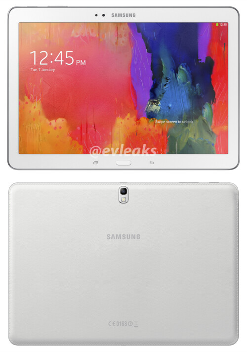 New Samsung Galaxy tablets incoming at CES 2014