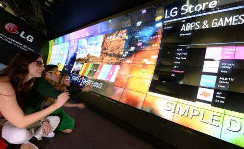 LG Smart webOS TV leaked photos