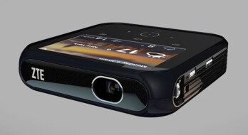 ZTE unveils an Android-powered 1080p hybrid projector at ...