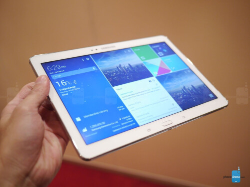 Samsung Galaxy TabPRO 10.1 hands-on