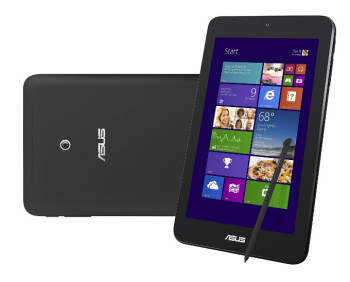 ASUS outs VivoTab Note 8 with Wacom digitizer stylus, eight-hour battery
