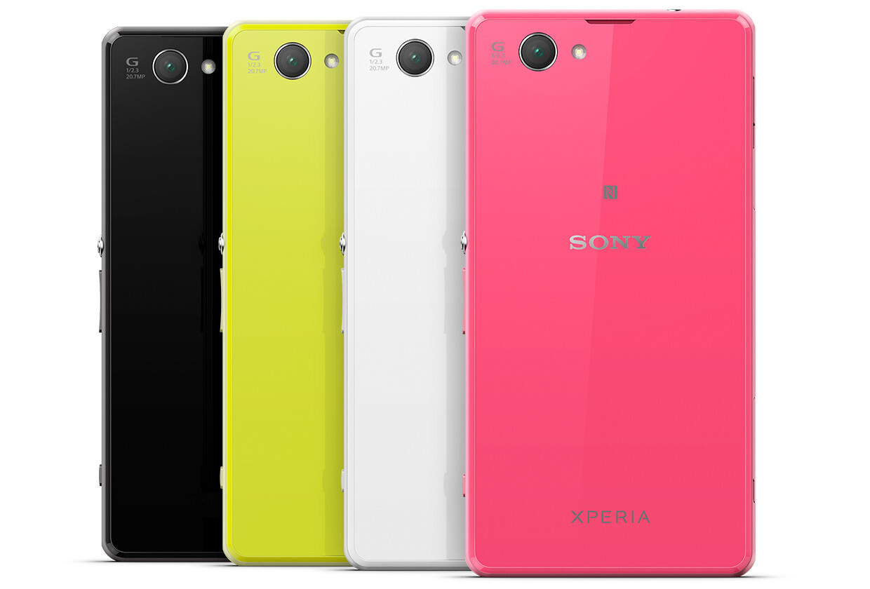 sony xperia z1 compact release date in malaysia many countries