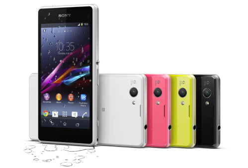 Sony Xperia Z1 Compact is here with 20 MP camera and 4.3-inch display
