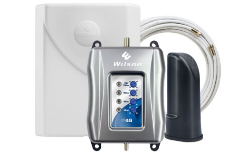 Wilson Electronics announces 4G indoor signal booster working with all carriers