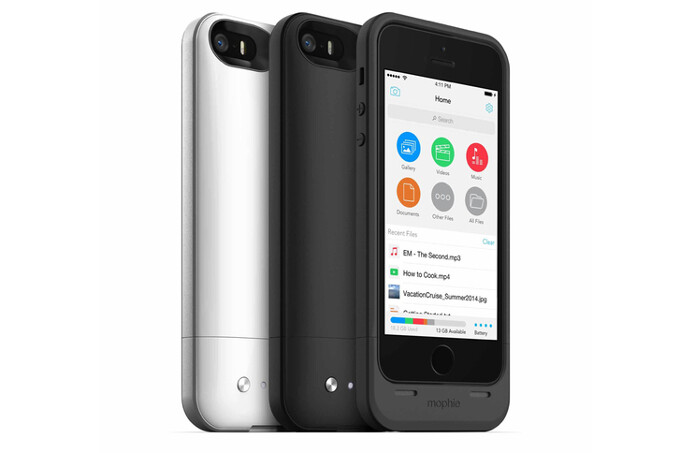 Mophie intros the Space Pack iPhone case: double your battery life... and storage!