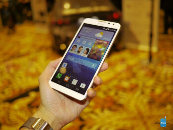 Huawei Ascend Mate 2 4G hands-on