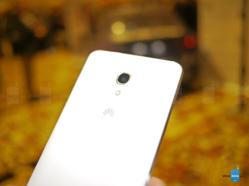 The Huawei Ascend Mate 2 4G