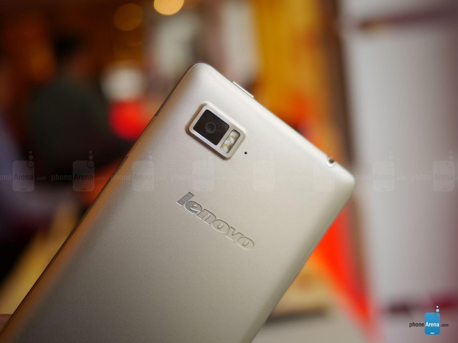 Lenovo vibe z hands on photos