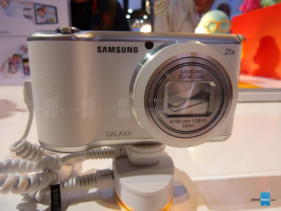 Samsung Galaxy Camera 2 hands-on with photo samples