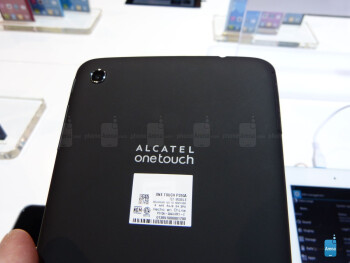 Alcatel One Touch Pop 7 and Pop 8 tablets hands-on