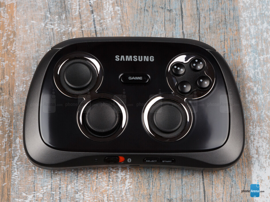 Samsung Android Wireless GamePad hands-on