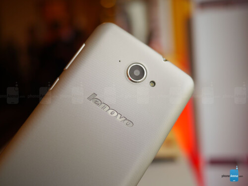 Lenovo S930 hands-on