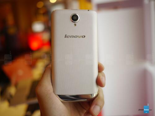 Lenovo S650 hands-on