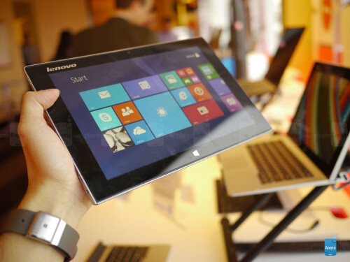 Lenovo Miix 2 10 hands-on
