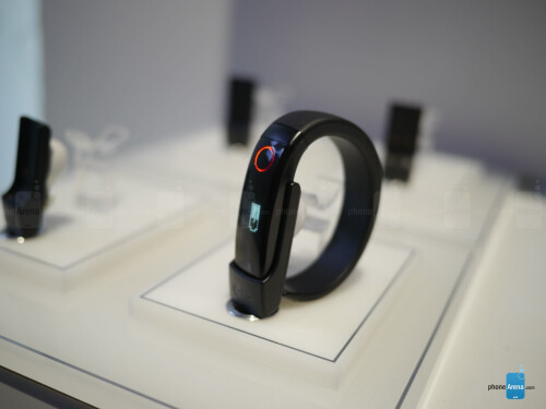 The LG Lifeband Touch