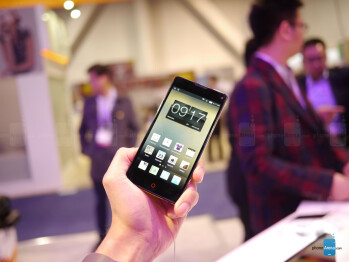 ZTE Nubia Z5s mini hands-on