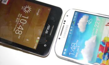 Asus ZenFone 5 vs Samsung Galaxy S4: first look