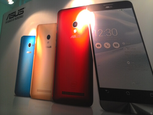 First Asus Zenfone 5 camera samples