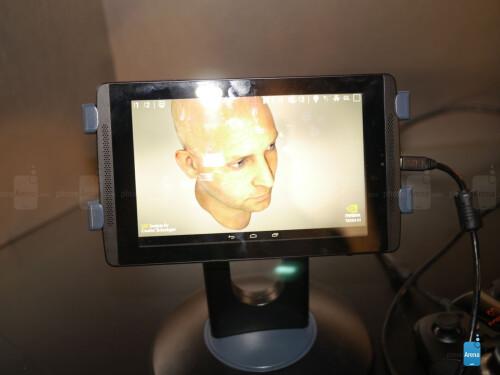 Nvidia Tegra reference design tablet hands-on demo