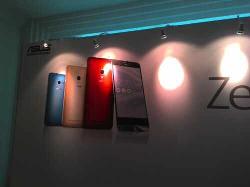 First Asus Zenfone 6 camera samples