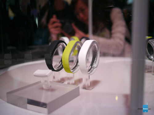 The Sony Core and SmartBand